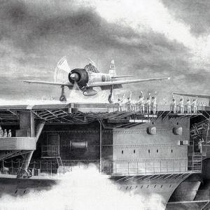 龍は激浪を越え 吽形 ー航空母艦 飛龍 ー