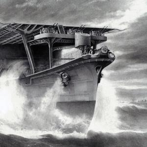 龍は激浪を越え 阿形 -航空母艦 蒼龍-