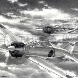 象徴 -零式艦上戦闘機 21型 & 52型-