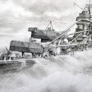 海征く牙狼 ―重巡洋艦 利根 2604―
