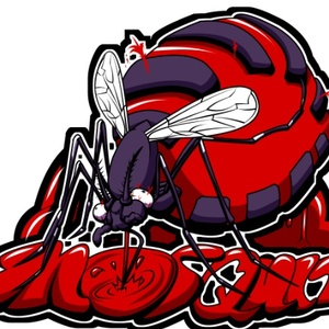 MOSQUIT STICKER