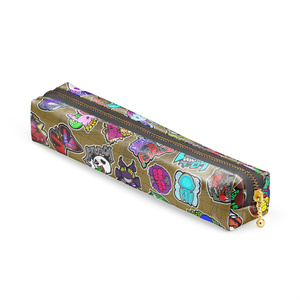 STICKERS PEN CASE