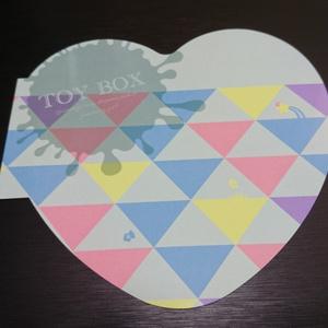 【イラスト本】TOY BOX