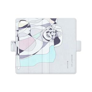 「せんのえほん」手帳型iPhoneケース