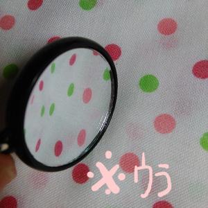 おそ松さん 3.2cm鏡ストラップ(サス)