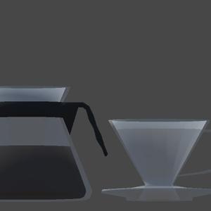 コーヒー ドリップセット