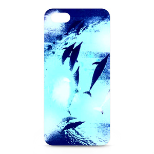 【iPhone5ケース】 Blue Ocean