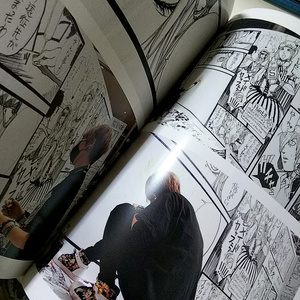 【漫画ライブペイント写真集】DF01