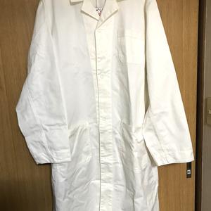 ロングコート(XL/白)
