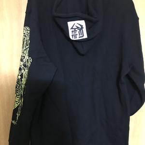 女神パーカー(イエローorレッド/XL)