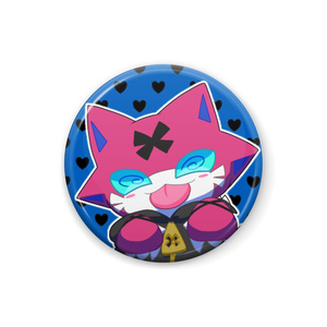 オリ猫ちゃん缶バッジ