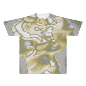 フルグラフィックTシャツ - XL - 両面印刷0204