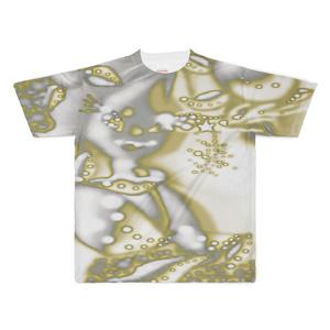 フルグラフィックTシャツ - XL - 両面印刷0205