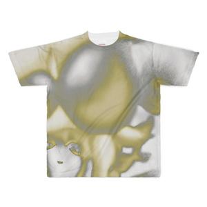 フルグラフィックTシャツ - XL - 両面印刷0207