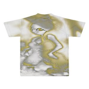 フルグラフィックTシャツ - XL - 両面印刷0210