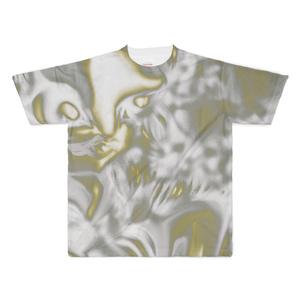 フルグラフィックTシャツ - XL - 両面印刷0212