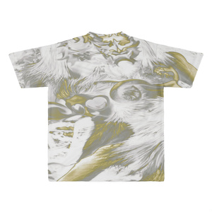 フルグラフィックTシャツ - XL - 両面印刷0214
