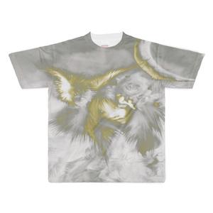 フルグラフィックTシャツ - XL - 両面印刷0217
