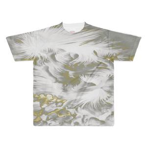 フルグラフィックTシャツ - XL - 両面印刷0219