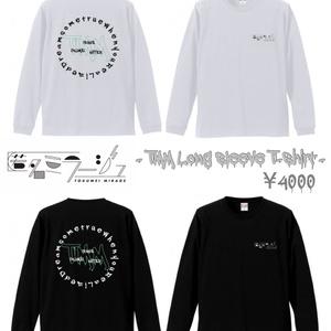 匿名ミラージュ 新ロゴ ロンTシャツ