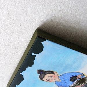 【原画販売】梵☆ウラシマさん