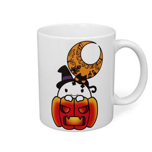 カボチャ畑のふわりん Pumpkin マグカップ