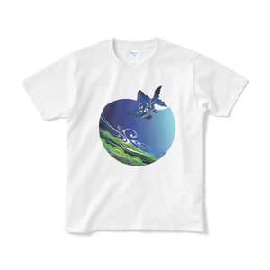 きんととゆるり 紺色 Tシャツ(短納期)
