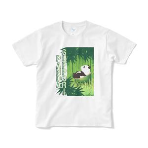 すっぽりぱんだ Tシャツ(短納期)