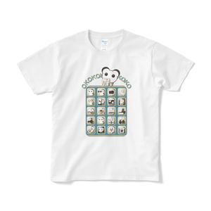 オココアイコン Tシャツ(短納期)