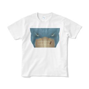 ハシビロコウ(1/5)02 Tシャツ(短納期)