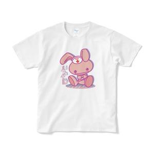ウサギエイド Tシャツ(短納期)