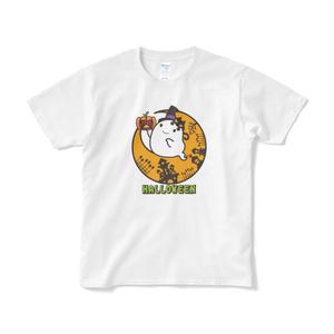 カボチャ畑のふわりん Moon Tシャツ(短納期)
