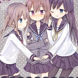 三姉妹の真ん中