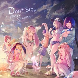 にじさんじイメージソングアルバム『Don't Stop The Summer Time.』