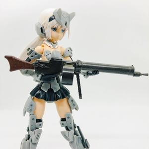 1/12 MG08/15軽機関銃