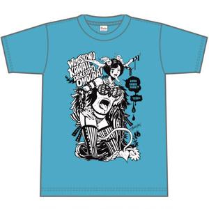 水崎うきTシャツ