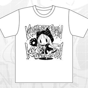 【グッズ】ミノリチャンカワイイ!!Tシャツ 第2弾 (白)