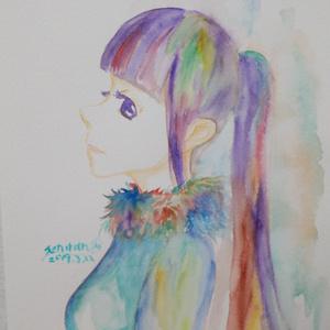 姉(原画)