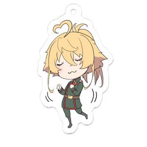 踊るターニャちゃんアクキー