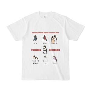 暗殺ペンギンチームTシャツ