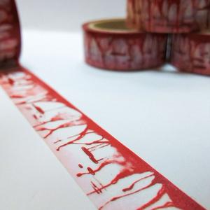 血まみれマスキングテープ