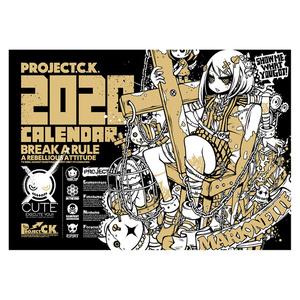 PROJECT.C.K. CALENDAR 2020