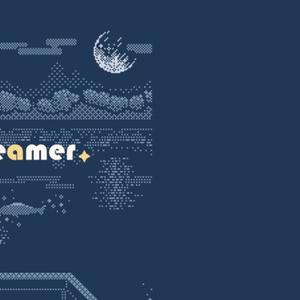 monochrome dreamer