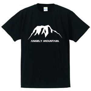 エンジェリーマウンテンTシャツ(BLK)
