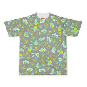 ひげおとめさんTシャツ【カラー1】