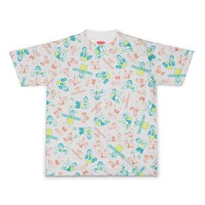 ひげおとめさんTシャツ【カラー2】