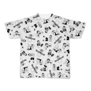 ひげおとめさんTシャツ【カラー3】