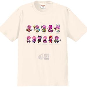 大峠さんTシャツ(dot絵 .Ver.2)