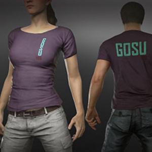 PUBG gosu shirt