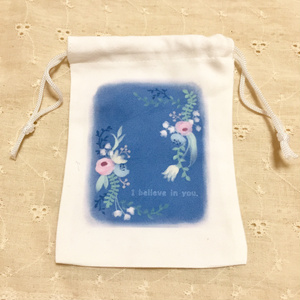【青城】ミニ巾着